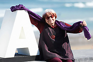 092417 Agnes Varda - Donostia Award Photocall - 65th San Sebastian Film Festival