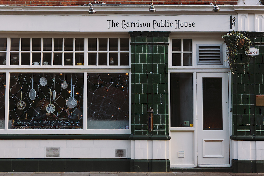The Garrison Pub, Bermondsey