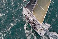 SPAIN, Alicante. 3rd November 2011. Volvo Ocean Race Legends Regatta. Charles Jourdan.
