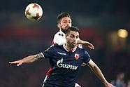 Arsenal v Red Star Belgrade