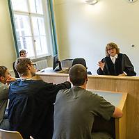 13 Gerichtsverhandlung Rigaer Straße