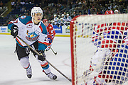 KELOWNA, CANADA - FEBRUARY 17:  Calvin Thurkauf #27 of the Kelowna Rockets at the Kelowna Rockets game on February 17, 2017 at Prospera Place in Kelowna, British Columbia, Canada.  (Photo By Cindy Rogers/Nyasa Photography,  *** Local Caption ***