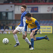 20-05-2013 Schools Cup finals at Dens Park