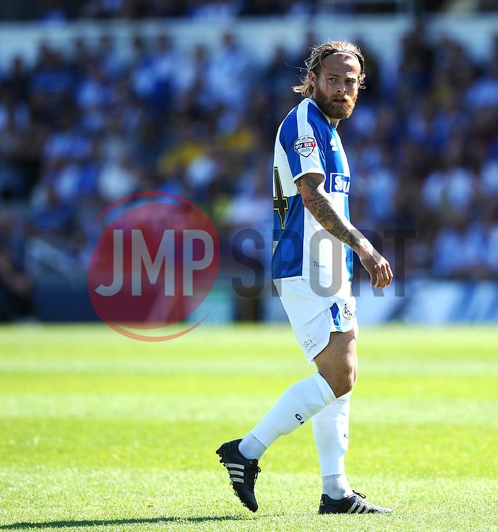 Stuart Sinclair of Bristol Rovers  - Mandatory byline: Joe Meredith/JMP - 07966386802 - 08/08/2015 - FOOTBALL - Memorial Stadium -Bristol,England - Bristol Rovers v Northampton Town - Sky Bet League Two