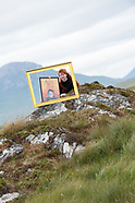 Clifden arts fest poster artist