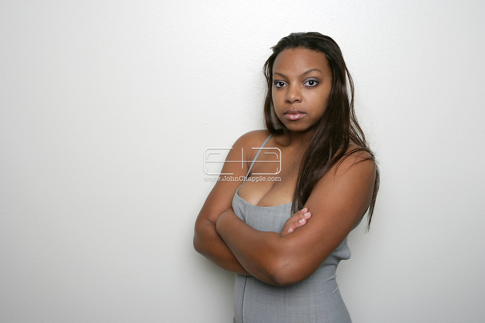 9th November 2007.Rancho Cucamonga, California. Amber Scales (25) who's husband Torray Scales (24) is cheating on her with Grammy nominated Irish singer and actress Samantha Mumba. Amber (pictured) who lives near Los Angeles has a son with Torray, called Mason (3)..PHOTO © JOHN CHAPPLE / REBEL IMAGES.john@chapple.biz   www.chapple.biz