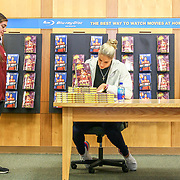 Elena Delle Donne signing her books for Alyssa Donahue  (13) Saturday, March 10, 2018, at Barnes and Noble in Wilmington Delaware.