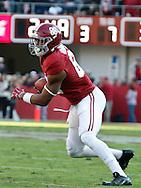 Nov 15, 2014; Tuscaloosa, AL, USA; Alabama Crimson Tide tight end O.J. Howard (88) <br /> at Bryant-Denny Stadium. Mandatory Credit: Marvin Gentry