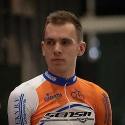 16-02-2019: Wielrennen: Teampresentatie Kanjers voor Kanjers: Hengelo <br />Wiebe Scholten