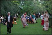 ANASTASIA KINSKY;  The Tercentenary Ball, Worcester College. Oxford. 27 June 2014