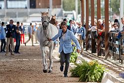 Fernandez Saro Manuel, ESP, Cuidam<br /> World Equestrian Games - Tryon 2018<br /> © Hippo Foto - Sharon Vandeput<br /> 17/09/2018