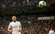 121813 Real Madrid v Olimpic de Xativa - Copa del Rey: Round of 16