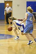 Wetsel Girls Basketball.vs Page.12/19/2007..