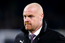 Burnley manager Sean Dyche - Mandatory by-line: Robbie Stephenson/JMP - 26/11/2018 - FOOTBALL - Turf Moor - Burnley, England - Burnley v Newcastle United - Premier League