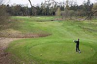 LOCHEM -  Korte holes.  Lochemse Golf Club De Graafschap. COPYRIGHT KOEN SUYK