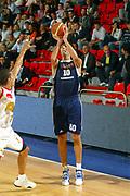 DESCRIZIONE : Milano Precampionato Lega A1 2006 2007 Trofeo Marc'Ambrogio Armani Jeans Milano-Lottomatica Roma<br />GIOCATORE : Bodiroga <br />SQUADRA : Lottomatica Roma <br />EVENTO : Precampionato Lega A1 2006 2007 Trofeo Marc'Ambrogio Armani Jeans Milano-Lottomatica Roma<br />GARA : Armani Jeans Milano Lottomatica Roma <br />DATA : 26/09/2006<br />CATEGORIA : Tiro<br />SPORT : Pallacanestro<br />AUTORE : Agenzia Ciamillo-Castoria/M.Marchi<br />Galleria : Lega Basket A1 2006-2007<br />Fotonotizia : Milano Precampionato Lega A1 2006 2007 Trofeo Marc'Ambrogio Armani Jeans Milano Lottomatica Roma <br />Predefinita :