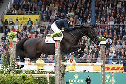 Madden Beezie, (USA), Cortes C<br /> Rolex Grand Prix, The Grand Prix of Aachen<br /> Weltfest des Pferdesports Aachen 2015<br /> © Hippo Foto - Dirk Caremans<br /> 31/05/15
