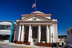 Nevada County Bank Building, 131 Mill Street, Grass Valley, California, United States of America