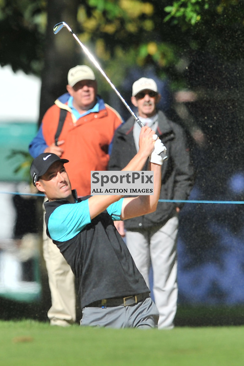 Ross Fisher, England, British Masters, European Tour, Woburn Golf Club, 8th October 2015