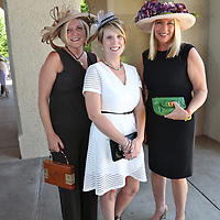 Sara Wade, Julie Hoff, Maggie McDonald