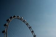 September 18-21, 2014 : Singapore Formula One Grand Prix - Singapore flyer