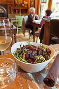 Beet Salad at Open Door in Sisters Oregon