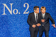 Ben Stiller and Owen Wilson - Paramount Pictures Presents A 'Fashionable' Screening of Zoolander No.2  - the sequel directed by and starring Ben Stiller.