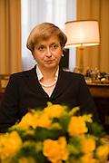 30.01.2008 Warszawa Anna Fotyga chief of Polish President Lech Kaczynski Office , former minister of foreign affairs, photo Piotr Gesicki