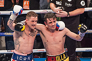 Anthony Crolla v Ricky Burns 071017