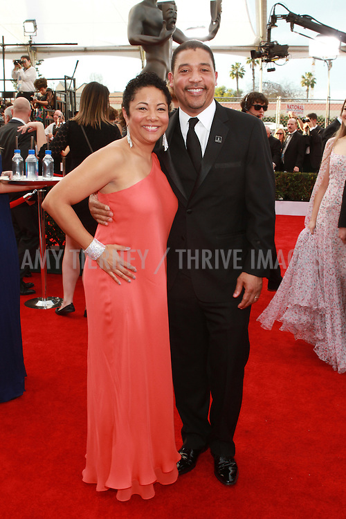 Susan Watanabe White, David White, National Executive Director, SAG-AFTRA