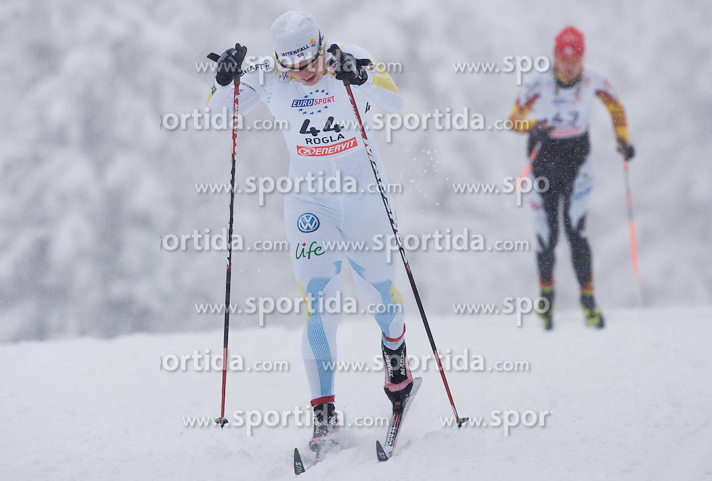 Hanna Brodin of Sweden at Ladies 1.4 km Free Sprint Competition of Viessmann Cross Country FIS World Cup Rogla 2009, on December 19, 2009, in Rogla, Slovenia. (Photo by Vid Ponikvar / Sportida)