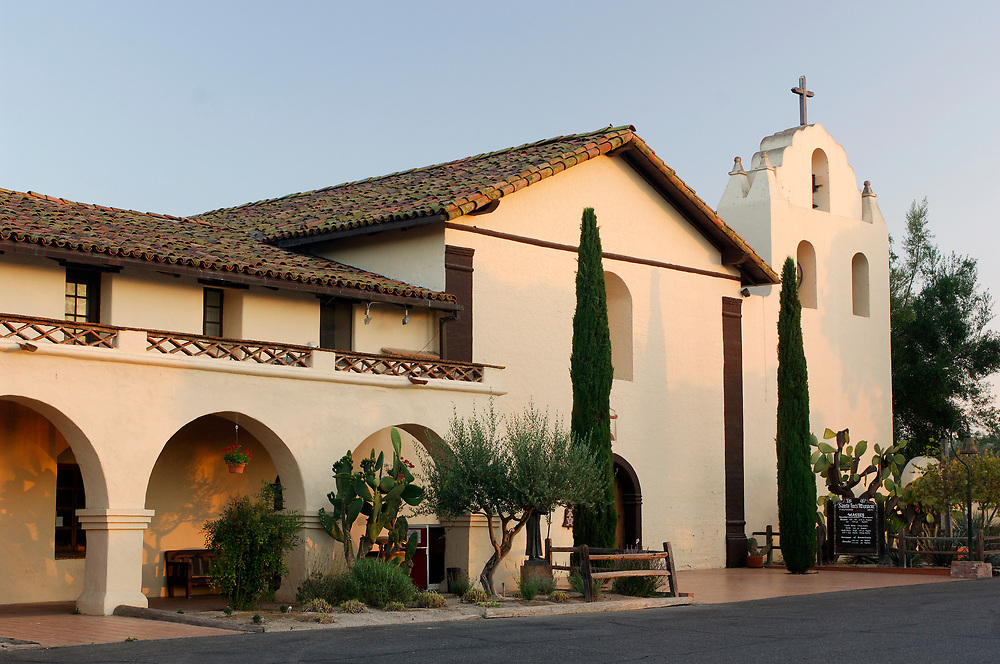 Santa Ines Mission, Solvang, California, United States of America