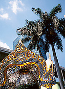 Erawan Shrine and skytrian