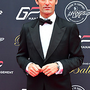 Mark Webber attends the 2018 Grand Prix Ball held at The Hurlingham Club on July 4, 2018 in London, England.