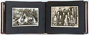 family photo album Japan 1940s through 1950s