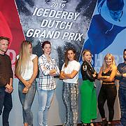 NLD/Almere/20190410 - Perspresentatie Icederby 2019/2020, deelnemers