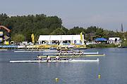 2006, U23 Rowing Championships,Hazewinkel, BELGIUM Saturday, 22.07.2006. Photo  Peter Spurrier/Intersport Images email images@intersport-images.com..[Mandatory Credit Peter Spurrier/ Intersport Images] Rowing Course, Bloso, Hazewinkel. BELGUIM