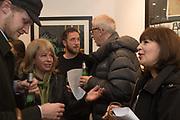 JACK PENNY, OPENING INDIA DICKINSON GALLERY, 10 White Horse street Mayfair London <br />  London. 7 November 2017