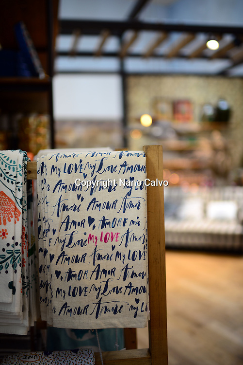 Anthropologie store at The Grove, Los Angeles, California