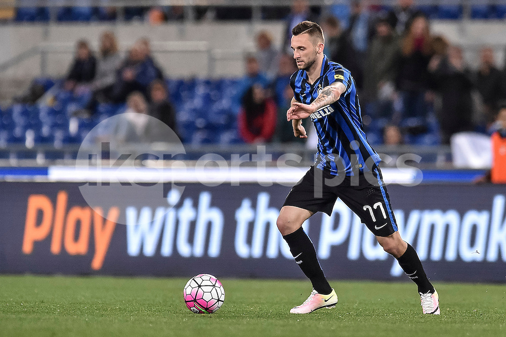 Marcelo Brozovic of Inter .Photo by Giuseppe Maffia.