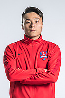 **EXCLUSIVE**Portrait of Chinese soccer player Tang Jiashu of Chongqing Dangdai Lifan F.C. SWM Team for the 2018 Chinese Football Association Super League, in Chongqing, China, 27 February 2018.