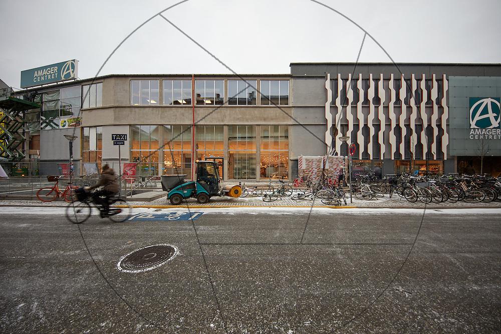 Amagercenteret før renovering Danica Pension Ejendom