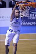 DESCRIZIONE : Qualificazioni EuroBasket 2015 Italia-Svizzera<br /> GIOCATORE : Marco Cusin<br /> CATEGORIA : nazionale maschile senior A<br /> GARA : Qualificazioni EuroBasket 2015 - Italia-Svizzera<br /> DATA : 17/08/2014<br /> AUTORE : Agenzia Ciamillo-Castoria