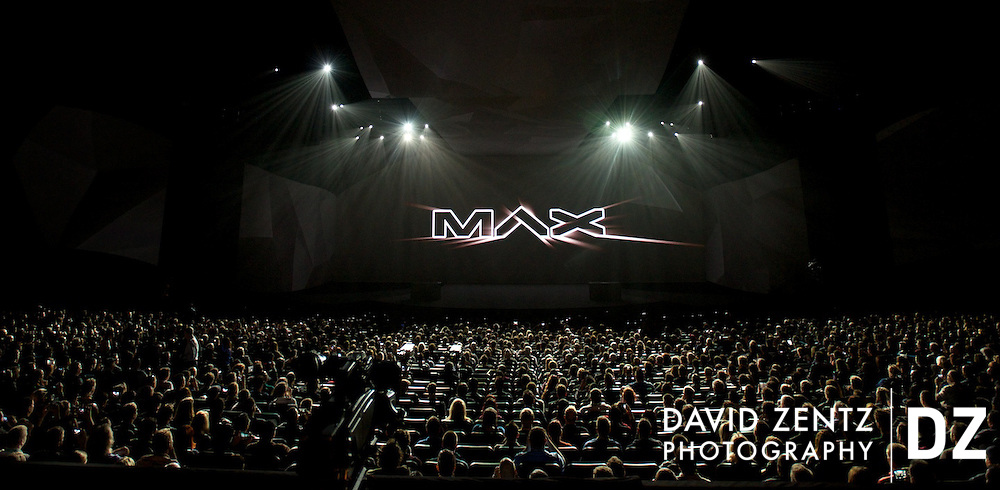 Adobe MAX, The Creativity Conference, at the Los Angeles Convention Center.