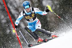RAICH Benjamin of Austria during the 1st Run of Men's Slalom - Pokal Vitranc 2013 of FIS Alpine Ski World Cup 2012/2013, on March 10, 2013 in Vitranc, Kranjska Gora, Slovenia.  (Photo By Vid Ponikvar / Sportida.com)