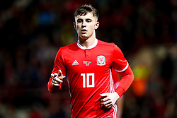 Ben Woodburn of Wales - Mandatory by-line: Robbie Stephenson/JMP - 20/03/2019 - FOOTBALL - The Racecourse Ground - Wrexham, United Kingdom - Wales v Trinidad and Tobago - International Challenge Match