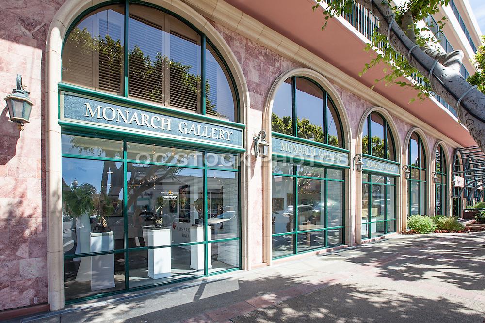 Manchester Financial Plaza in Downtown La Jolla California