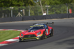 May 7, 2018 - Brands Hatch, Grande Bretagne - 87 AKKA ASP (FRA) MERCEDES AMG GT3 NICOLAS JAMIN (FRA) FELIX SERRALLES  (Credit Image: © Panoramic via ZUMA Press)