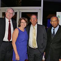 Rick Dorsey, Pat and Clem Komoroski, Dr. Rance Thomas