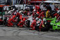 Dario Franchitti, Ryan Briscoe, Scott Dixon, Indy Car Series